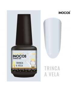 Trinca a Vela 15ml - Coleção Parabéns INOCOS | INOCOS Verniz Gel