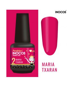 Maria Txaran 15ml - Coleção Parabéns INOCOS | INOCOS Verniz Gel