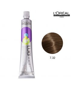 LuoColor 7.32 Marrom 50ml L'Oreal Profissional | LuoColor