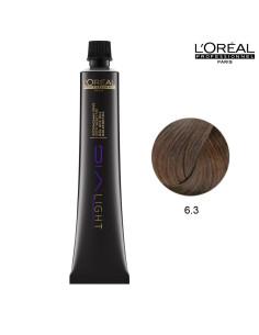 DiaLight  6.3 Louro Escuro Dourado L'oreal Professional | L'Oreal Professionnel Dialight