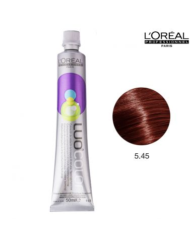 LuoColor 5.45 Vermelhos 50ml L'Oreal Profissional | LuoColor