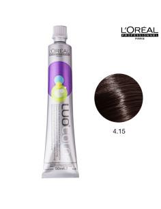 LuoColor 4.15 Marrom 50ml L'Oreal Profissional | LuoColor