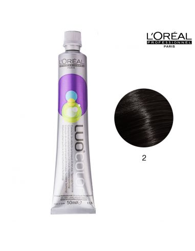 LuoColor 2 Natural 50ml L'Oreal Profissional | LuoColor