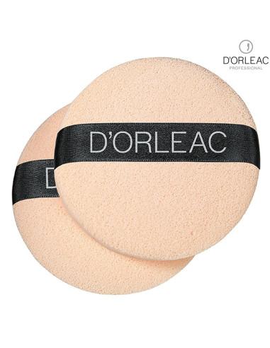 2 Esponjas Maquilhagem - D'orleac | D'orleac
