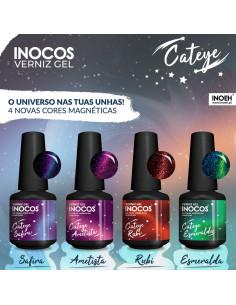 Coleção Verniz Gel Magnético 15ml - INOCOS | Inocos
