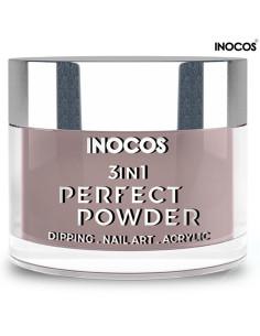 P63 Cinzento Fóssil 20g Perfect Powder 3 IN 1 Inocos | Inocos