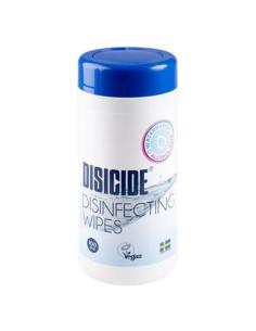 Desinfectante 100 Toalhetes - Disicide | Desinfetante