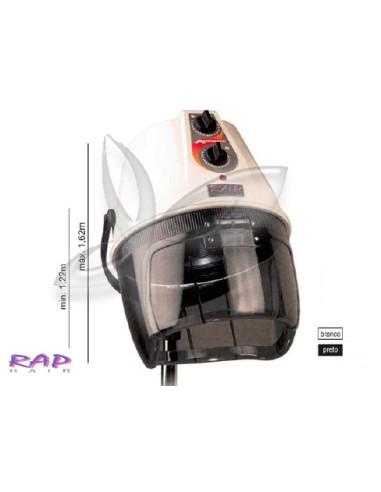 Secador com Pé RAP 1 Velocidade 2 Cores Secador de Pé / Aéreo Vaporizador e Tratamento