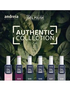 Coleção Authentic - The Gel Polish Andreia   The Gel Polish Andreia
