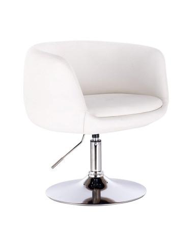 Cadeira para Salão Giratória | Mobiliário Cabeleireiro