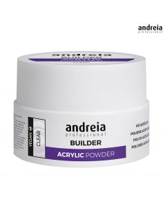 Acrylic Powder Clear 20gr - Andreia | Andreia Higicol