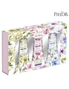 Coffret Creme de Mãos 3x30ml - Secret Garden - Pielor | Coffret
