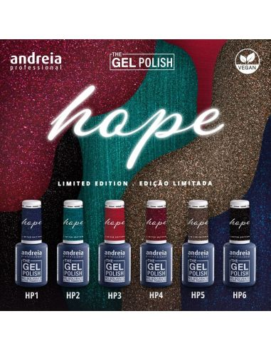 Coleção Hope - The Gel Polish Andreia | The Gel Polish Andreia