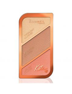 KATE SCULPTING Palette 002 Coral Glow - Rimmel London DESC | Maquilhagem Outlet