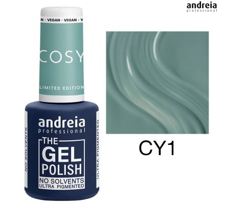 The Gel Polish Andreia - Cosy Collection - CY1