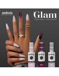Verniz Gel Andreia - Glam Collection - Edição Limitada