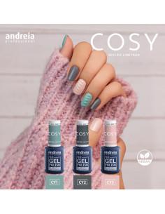 Coleção Cosy - The Gel Polish Andreia - Edição Limitada