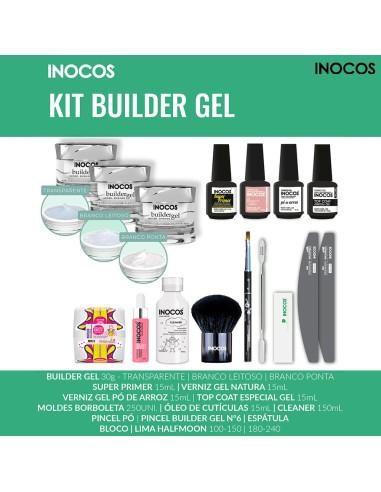 Kit Gel de Construção Inocos