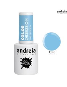 Verniz Gel Andreia OB5 - Color Obsession Edição Limitada