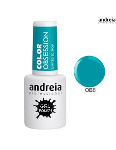 Verniz Gel Andreia OB6 - Color Obsession Edição Limitada