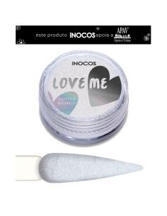 Pó Glitter Love Me 3g Inocos Amor é Amor | Inocos