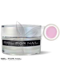 Gel Monofásico 15ml - Rosa - Gel For Nail | GelUV