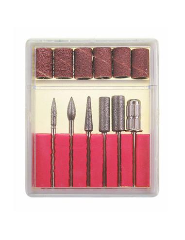 Kit Acessórios Set Manicure - 6 Limas