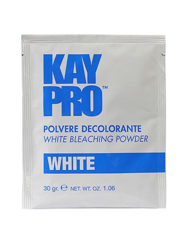 Pó Descolorante Branco 30gr - KayPro   Técnicos