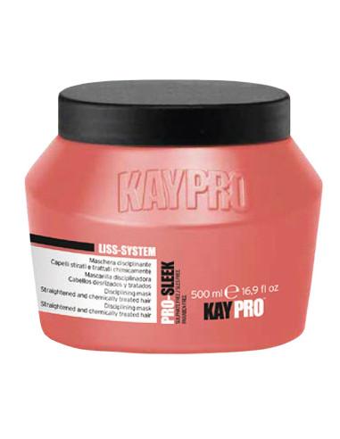 Condicionador Alisamento 500ml - Pro Sleek - KayPro | KAY SLEEK (alisamento, manutenção e anti frizz)