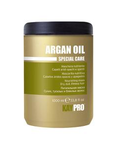 Máscara Argan Hidratante 1000ml - KayPro | Kay Argan Oil (Hidratação)