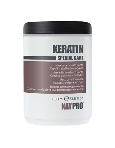 Máscara Keratin Reestruturante 1000ml - KayPro   KayPro Keratin (Reestruturação e reforço)