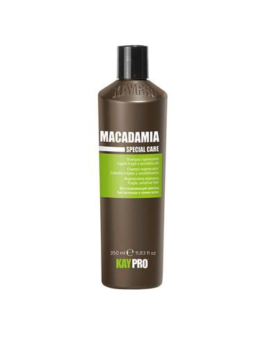 Shampoo Macadâmia 350ml - KayPro   KayPro Macadâmia ( Cabelos frágeis e sensíveis, nutrição)
