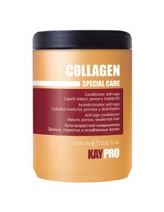 Condicionador Anti-age 1000ml - Collagen - KayPro | KayPro Collagen ( cabelos enfraquecidos e porosos)