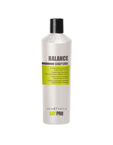 Shampoo Cabelos Oleosos 350ml - Balance - KayPro | KayPro Balance (cabelo e couro cabeludo oleosos)