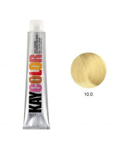 Coloração 10.0 Louro Platinado Intenso 100ml - Kaycolor | Kay Color