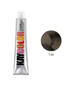 Coloração 7.00 Louro Natural Frio 100ml - Kaycolor | Kay Color