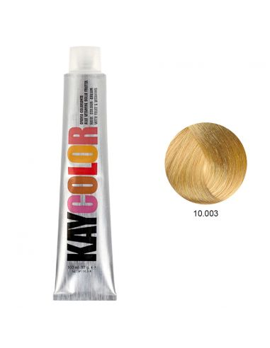 Kaycolor - Coloração 10.003 Louro Prata Natural Bahia 100ml | Kay Color