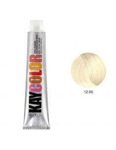 Coloração 12.00 Louro Ultra-Claro Neutro 100ml - Kaycolor | Kay Color