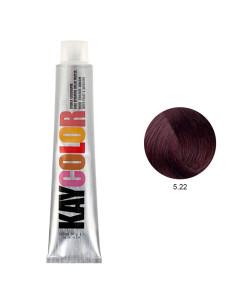 Castanho Claro Irisado Intenso 100ml | Coloração Kay Color