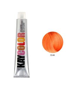 Kaycolor - Coloração 8.44 Louro Claro Acobreado Powered 100ml | Kay Color