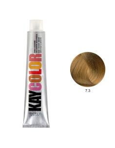 Coloração 7.3 Louro Dourado 100ml - Kaycolor | Kay Color