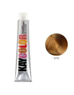 Coloração 8.73 Mel 100ml - Kaycolor | Kay Color