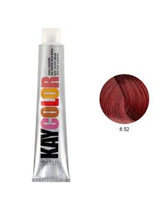 Kaycolor - Coloração 8.52 Loiro Claro Acajú Luminoso 100ml | Kay Color