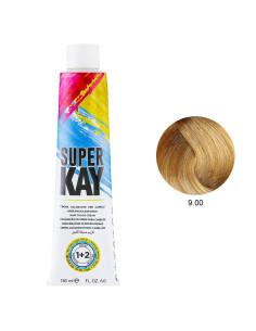 Coloração 9.00 Loiro Muito Claro 180ml - SuperKay | Super Kay