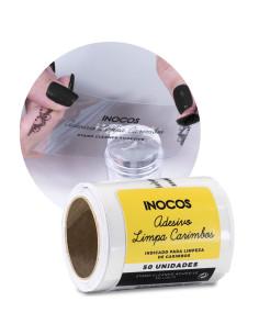 Adesivos para Limpeza de Carimbos - Inocos   Inocos   INOCOS Nail Art