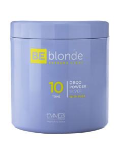 Pó Descolorante Be Blond Deco Silver 10 Tons 500ml - Emmebi | Oxidantes e Descolorantes