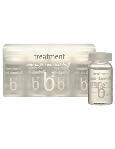 Ampolas Tratamento Anti-Caspa 12x10ml - Broaer | Broaer