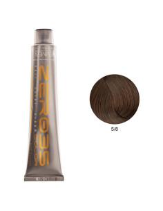Coloração Sem Amoníaco 100ml - 5/8 Chocolate - Zero35 - Emmebi | Coloração sem Amoníaco