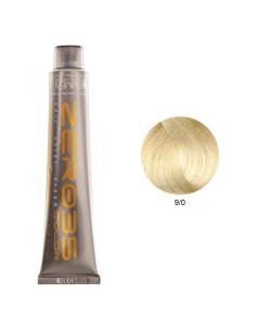 Coloração Sem Amoníaco 100ml - 9/0 Loiro Muito Claro - Zero35 - Emmebi | Coloração sem Amoníaco