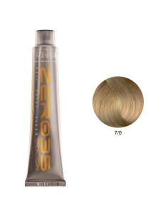Coloração Sem Amoníaco 100ml - 7/0 Loiro Natural - Zero35 - Emmebi | Coloração sem Amoníaco